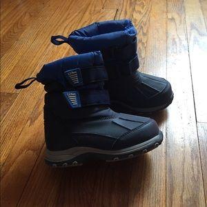 LL Bean snow tread boots